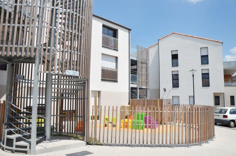 Des résidences de qualité sont construits par Vendée Habitat, acteur du logements en Vendée