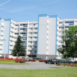 Le quartier des Moulins Liot est concerné par le PRIR de Fontenay-le-Comte