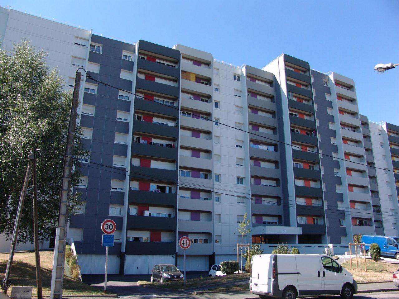 Residence bretagne vend e habitat for Location chambre la roche sur yon