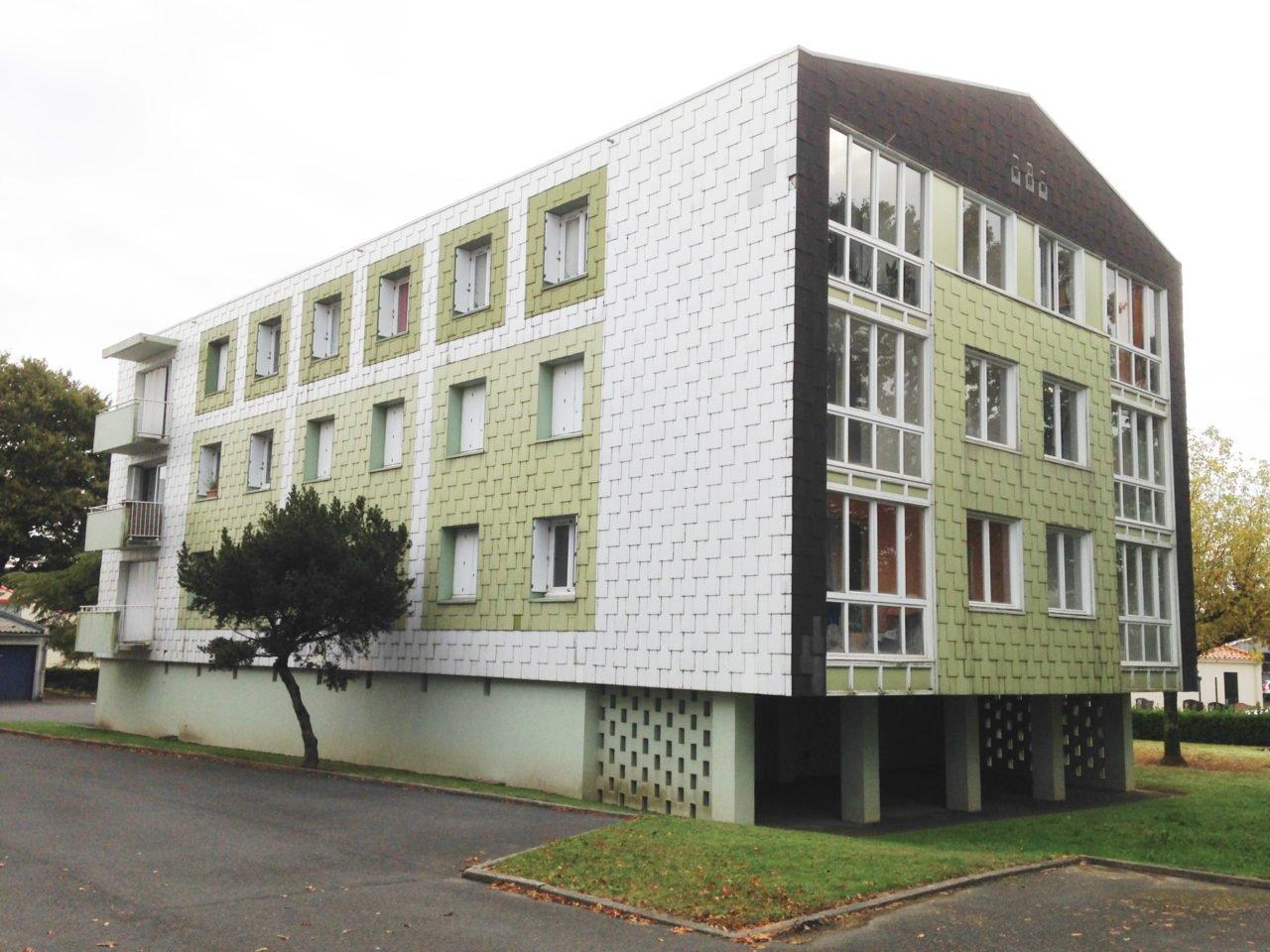 Reconstruire la ville sur la ville, l'exemple du Chaintreau à Mortagne sur Sèvre