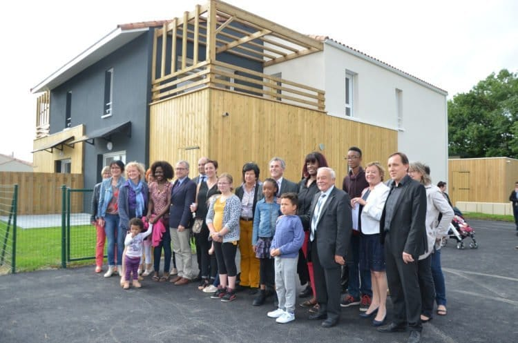 Treize-Septiers - Les premiers logements à énergie positive