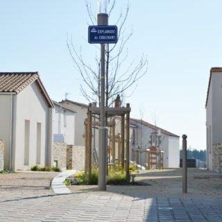 Le logement HLM récompensé - Remise du prix Aménagement et Urbanisme (Vendée Habitat, Atelier Pellegrino et mairie de Saint Georges de Montaigu)