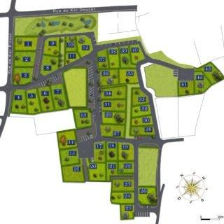lotissement Ile d'Yeu terrains à bâtir