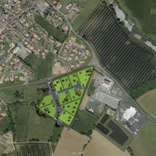 Sèvremont - Lotissement Les Vignes - La Pommeraie-sur-Sèvre - terrains à bâtir