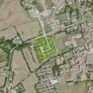 Le Perrier - Lotissement Les Grandes Forges - terrains à bâtir