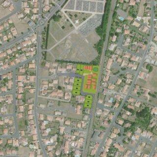 Saint-Hilaire-de-Riez - Lotissement La Grande Vigne - terrains à bâtir