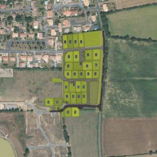 Sainte Foy terrains à bâtir - lotissement Les Hauts du Lac