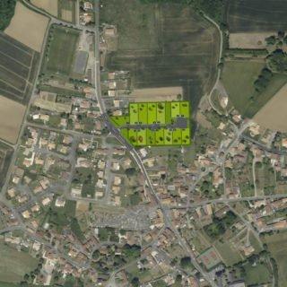 Sérigné - Lotissement La Grande Ouche - terrains à bâtir