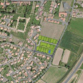 Talmont-Saint-Hilaire - Lotissement Les Lardries - terrains à bâtir