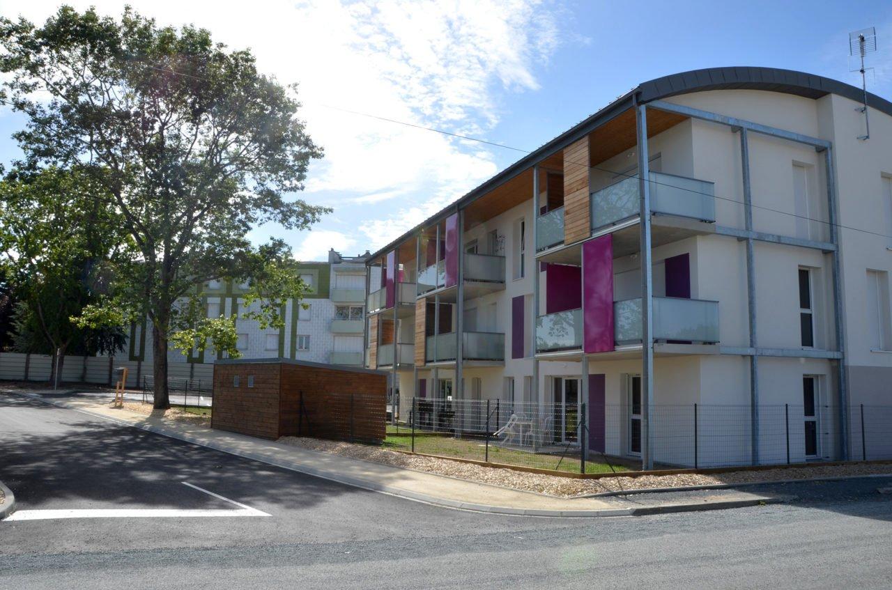 Nouveau programme de logements locatifs à Mortgane sur Sèvre