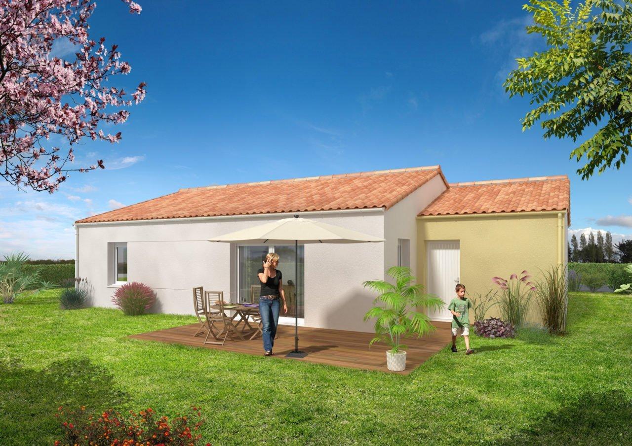Nos mod les vend e habitat for Catalogue construction maison