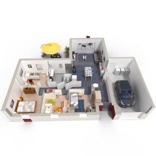 Catalogue psla - Maison Vega - T5-plan