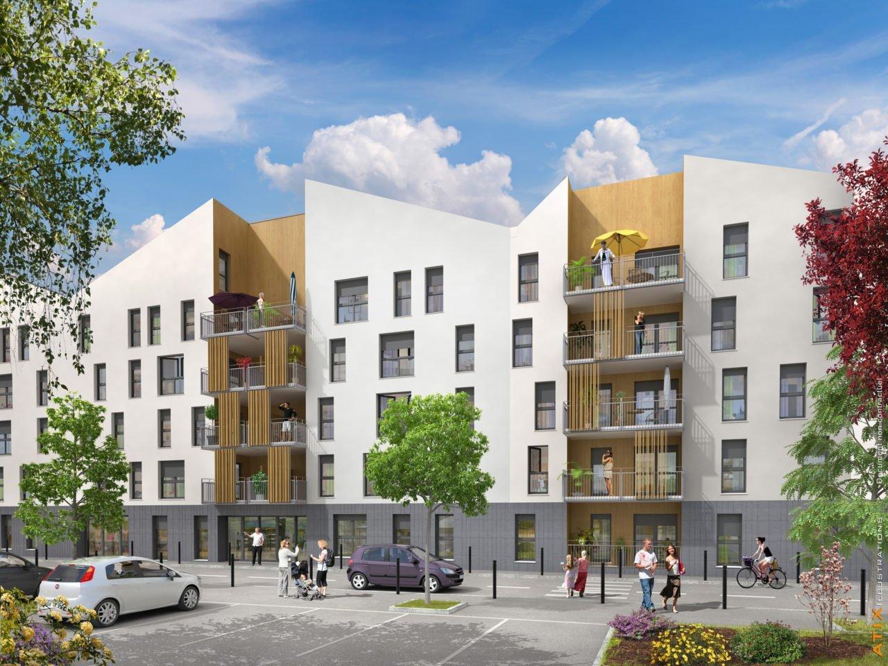 Appartement en location accesion aux Sables d'Olonne