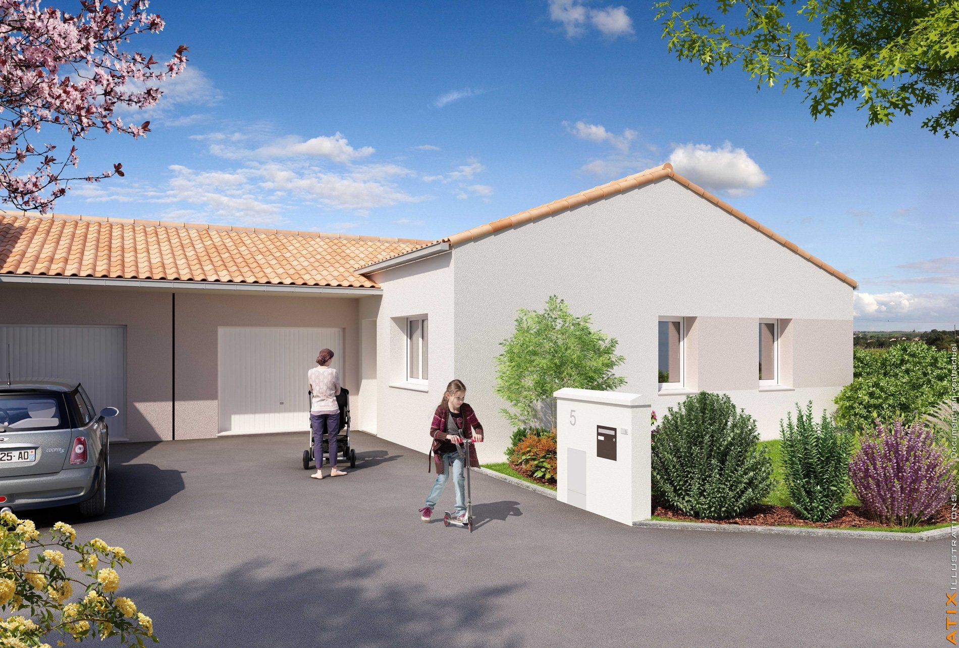 mortagne sur s vre votre maison en location accession avec vend e habitat. Black Bedroom Furniture Sets. Home Design Ideas