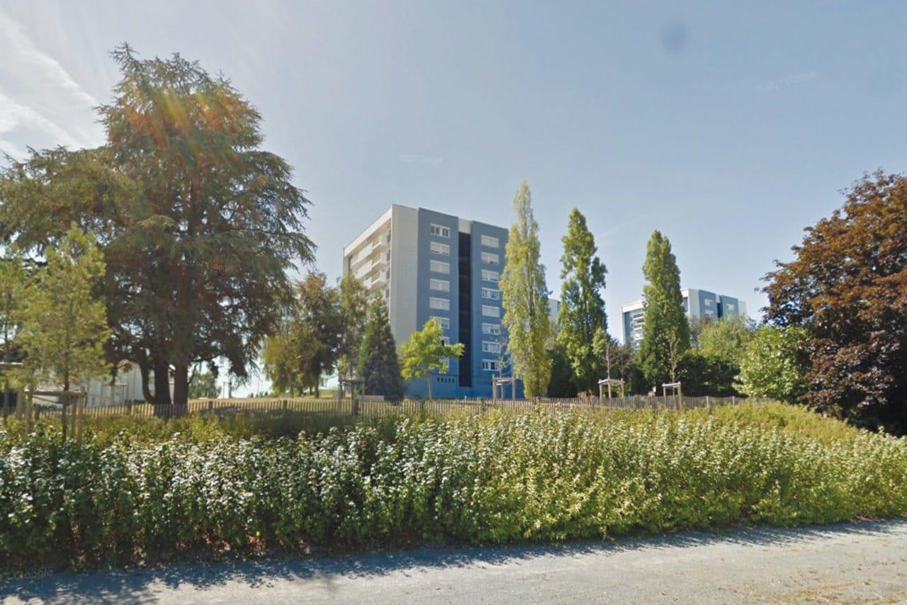 La Roche-sur-Yon - appartement à vendre résidence Lucien Valéry