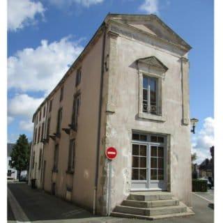 Saint-Pierre-du-Chemin maison de caractère à vendre