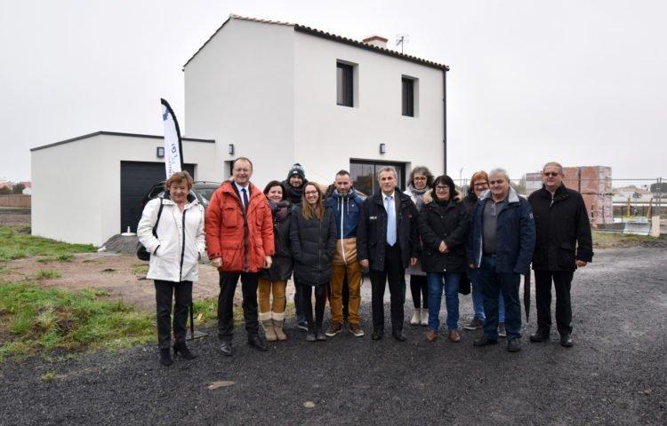 Inauguration PSLA Noirmoutier