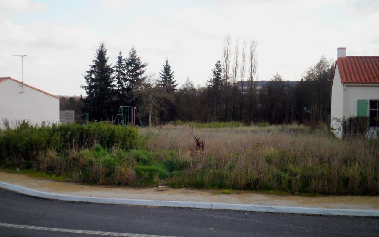 La Caillère-Saint-Hilaire - Terrain à bâtir libre de constructeur