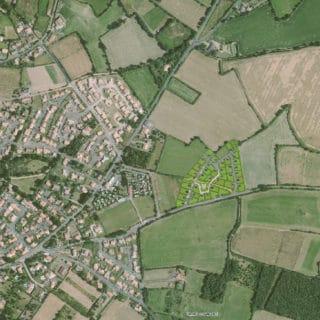 Vairé terrains à bâtir - lotissement Les Chèvreries - 2