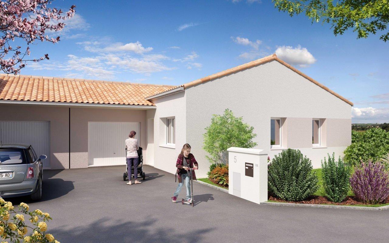 Devenez propriétaire à Mortagne-sur-Sèvre avec la location accession
