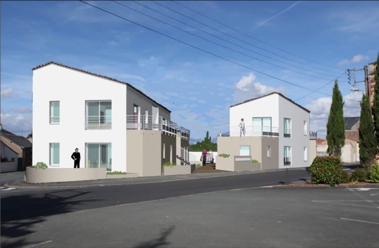 Un programme de renouvellement urbain sur la commune de l'Herbergement
