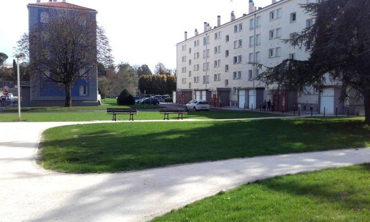 rénovation du patrimoine - réaménagements extérieurs résidence la Pommeraie