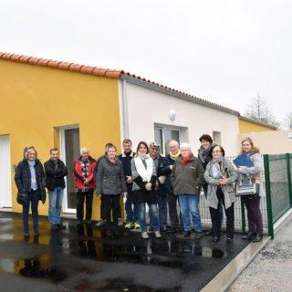 De nouveaux logements à Beaulieu sous la Roche