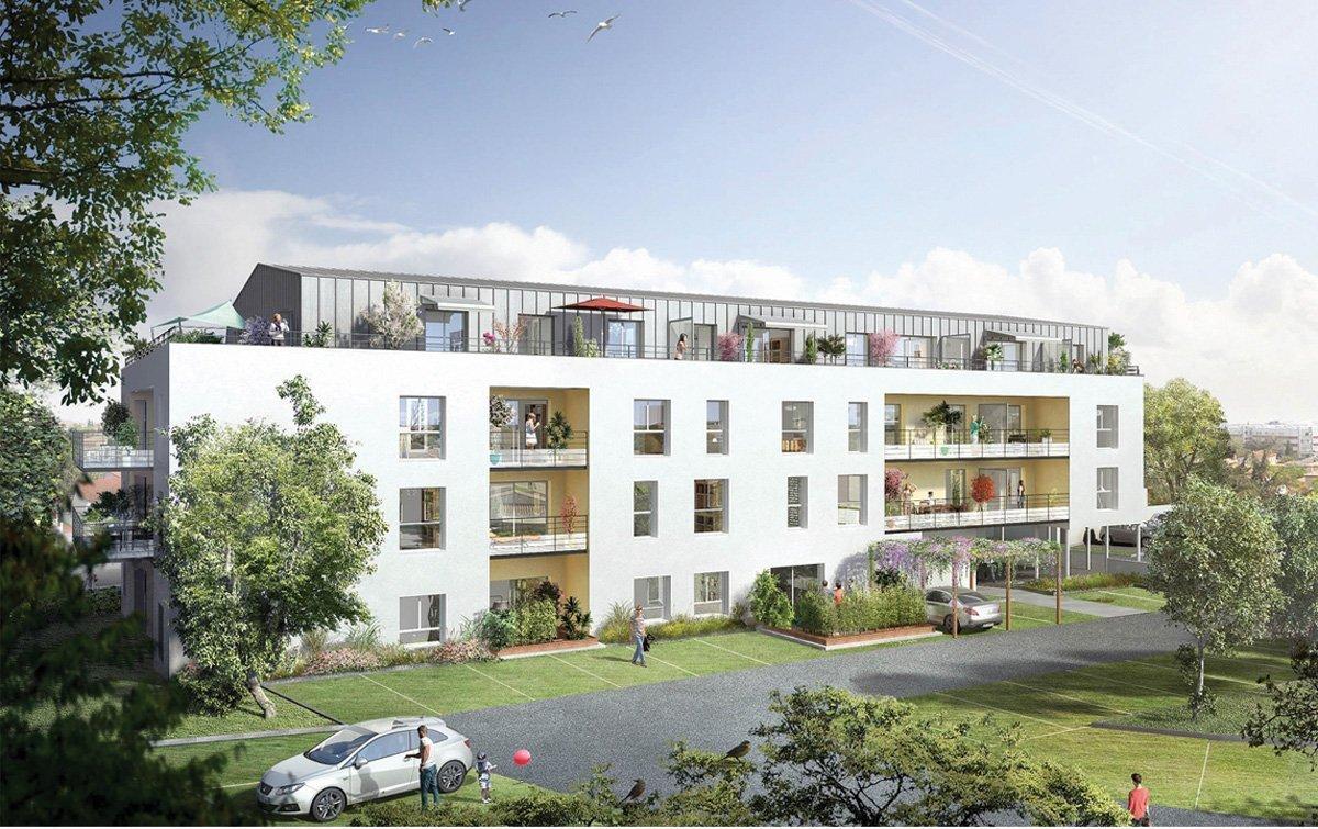 Appartement en location accession à Olonne sur Mer avec Vendée Habitat