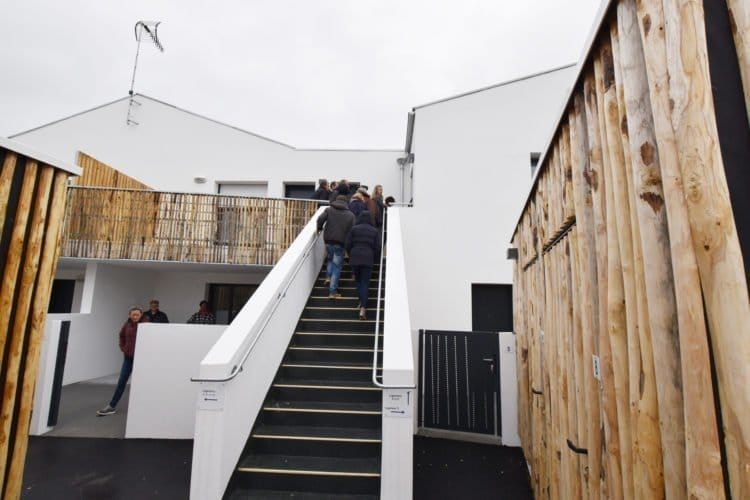 12 nouveaux logements à La Guérinière
