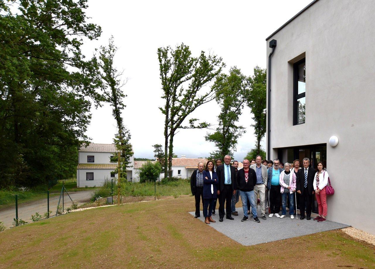 Un nouveau programme de densification à la Ferrière avec Vendée Habitat