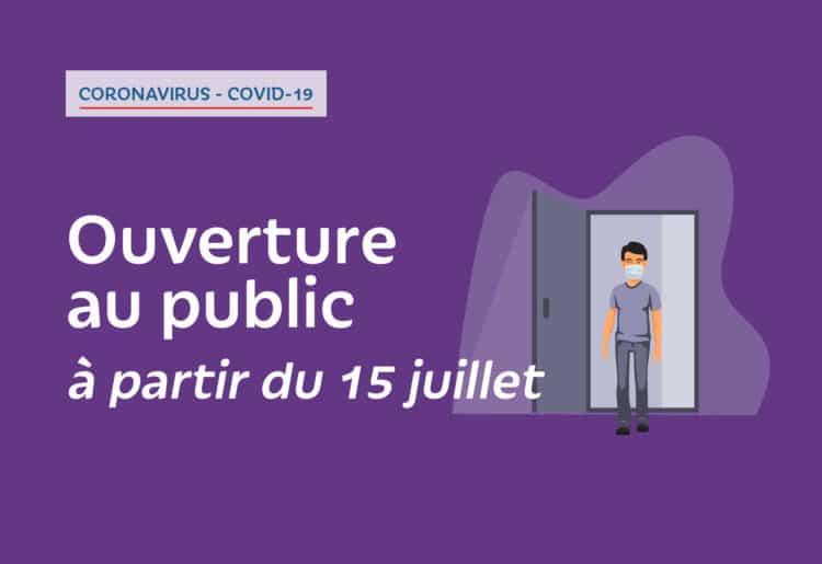 Vendée Habitat - Ouverture des bureaux à partir du 15 juillet