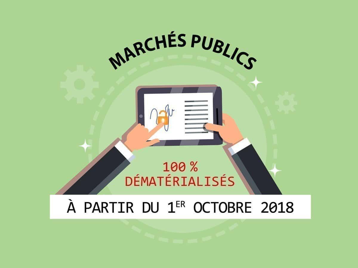 Marchés publics dématérialisés à Vendée Habitat