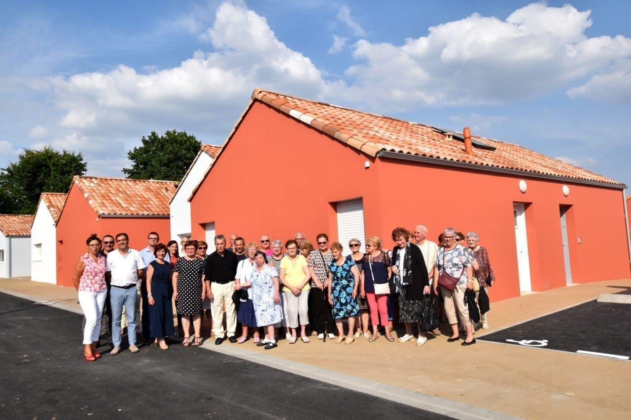Le Poiré-sur-Vie - Logements pour personnes âgées