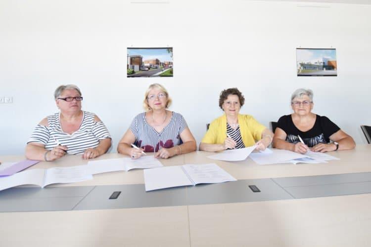Signature du protocole d'accord en vue des élections des représentants de locataires