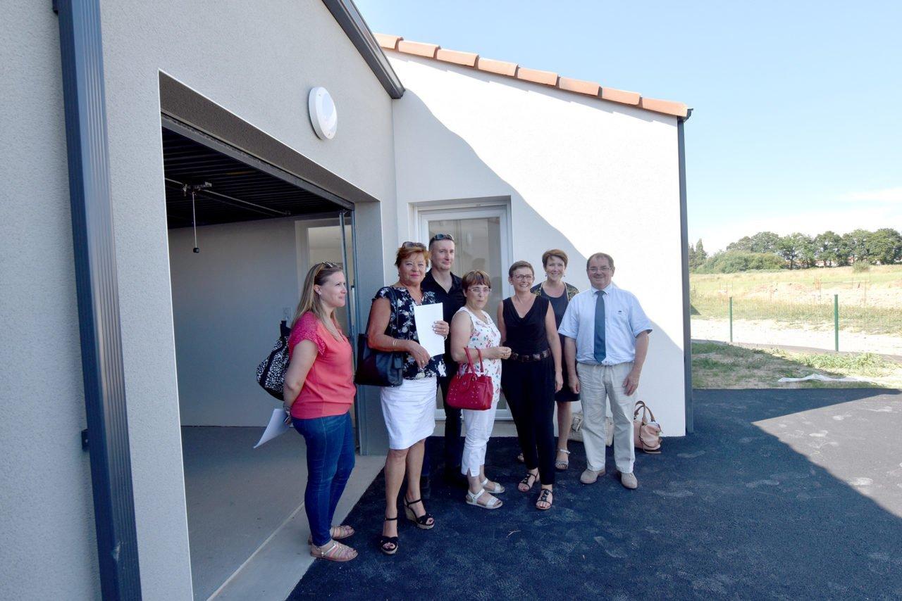 Saint Christophe du Ligneron : 2 nouveaux logements Résidence des Vents