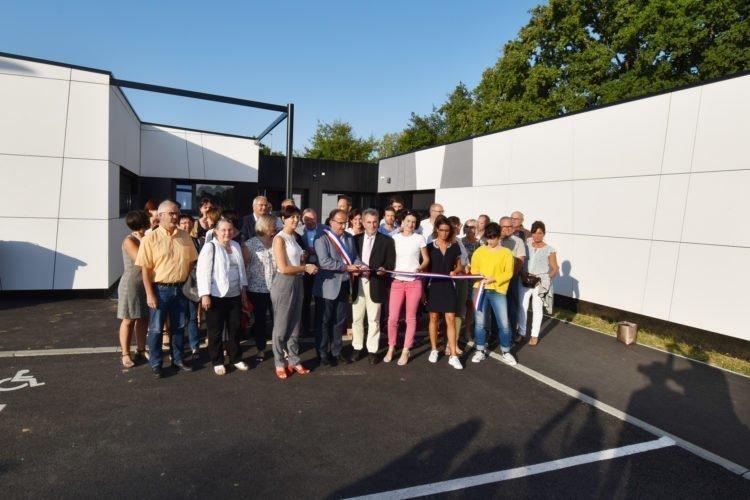 Pôle santé à Mouilleron le Captif - Inauguration avec les professionnels de santé
