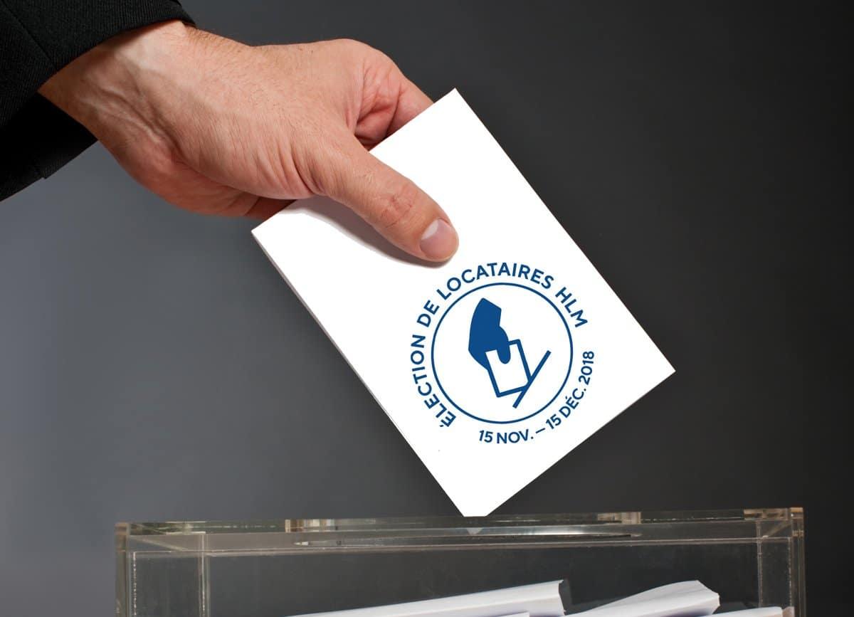 Élection des représentants des locataires : élisez vos représentants