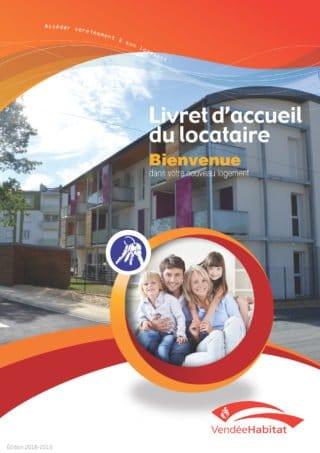 Vendée Habitat - Logement social - Livret d'accueil du locataire