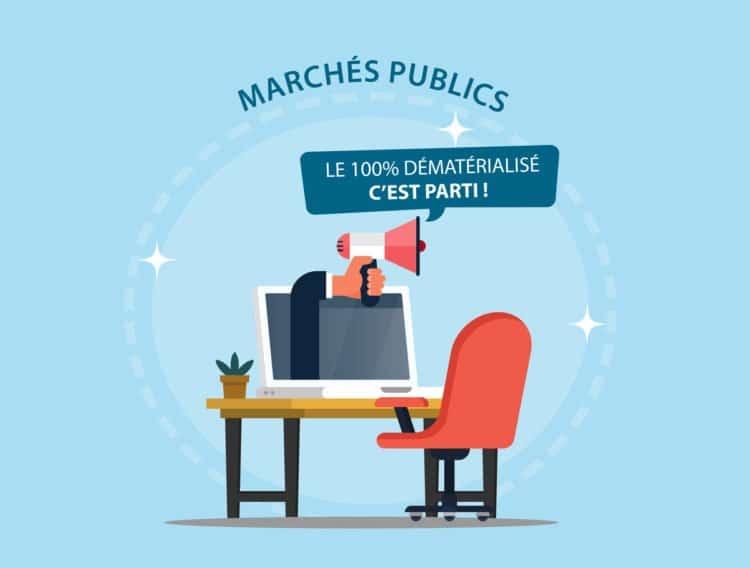 Dématérialisation des marchés publics
