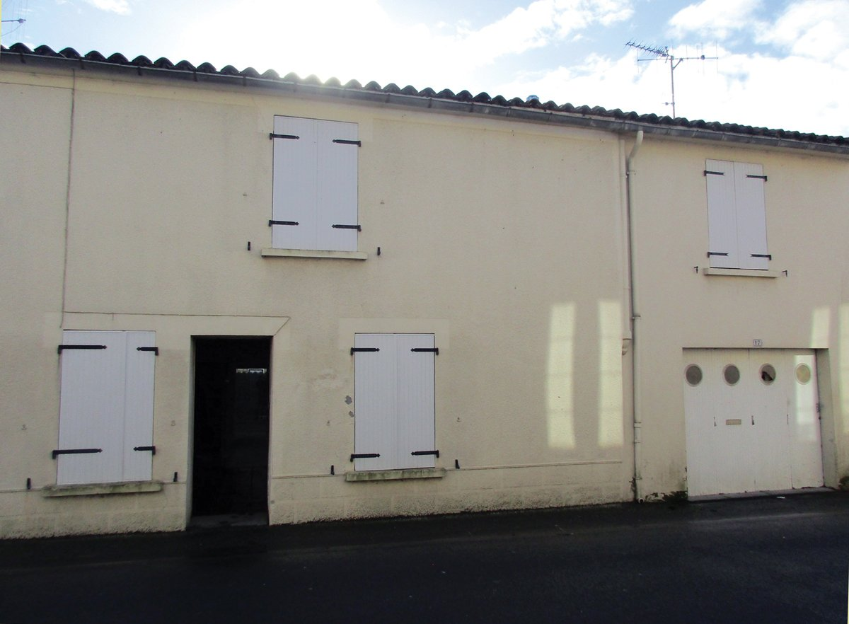 Doix-lès-Fontaines maison de bourg à vendre