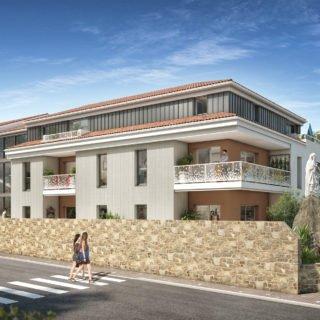 Appartements à Olonne sur Mer - Programme Meltem