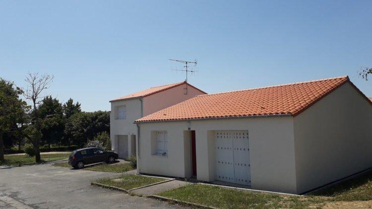 réhabilitation de logements à La Châtaigneraie