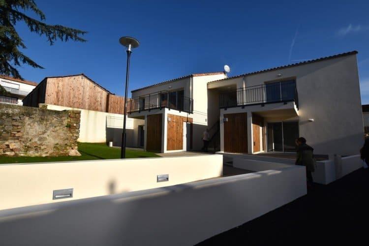 logements intermédiaires à Moutiers-les-Mauxfaits