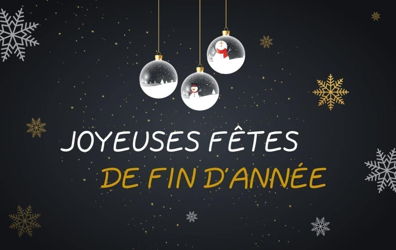 Vendée Habitat - Joyeuses fêtes de fin d'année