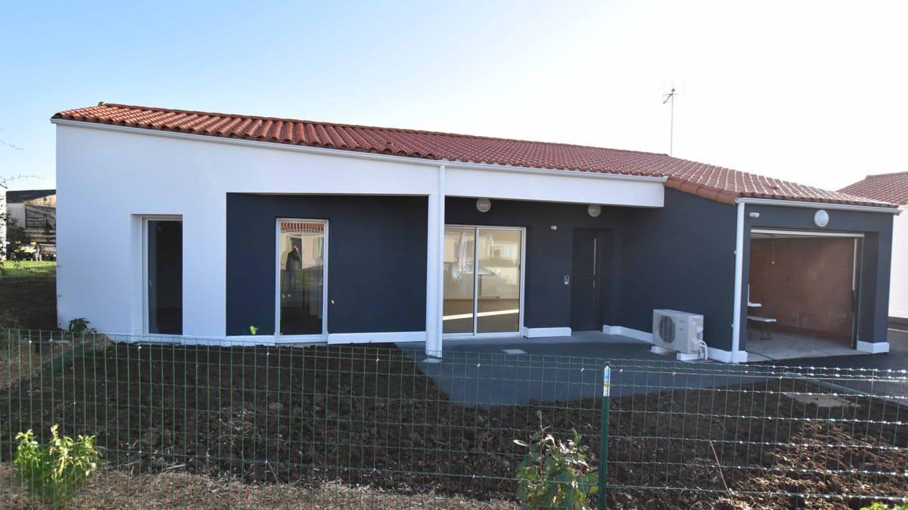 Résidence du Docteur Rolland - 4 logements à Sainte-Hermine