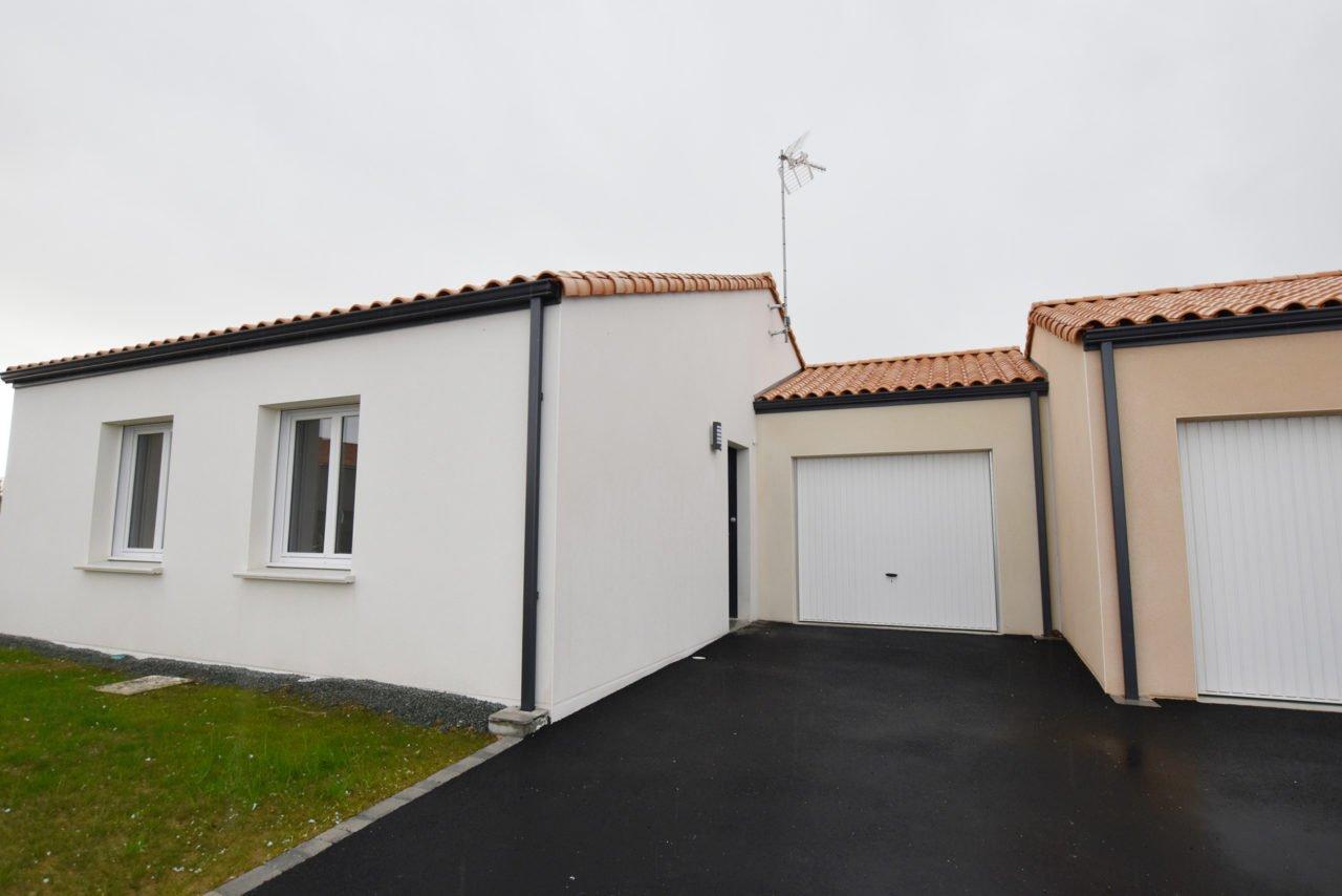 3 logements à La Mothe Achard (Les Achards)