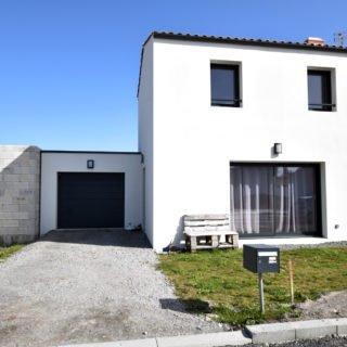 Noirmoutier-en-l'île - première maison issue du PSLA Catalogue de Vendée Habitat