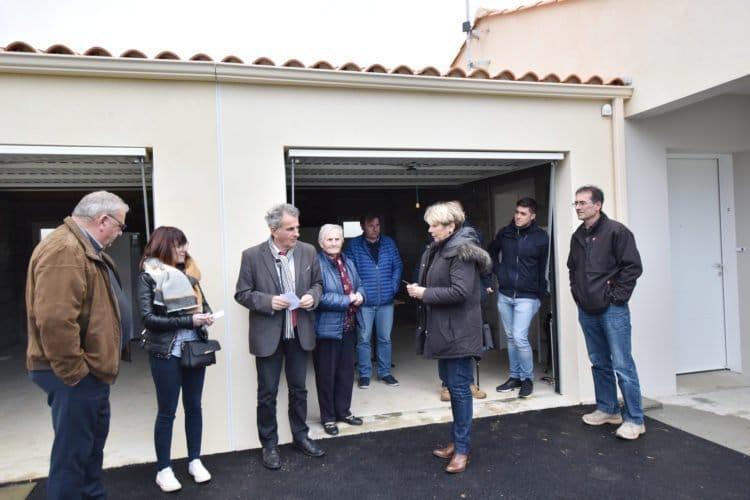 Mixité générationelle pour ce programme de 2 logements à Saint Hilaire de Vouhis