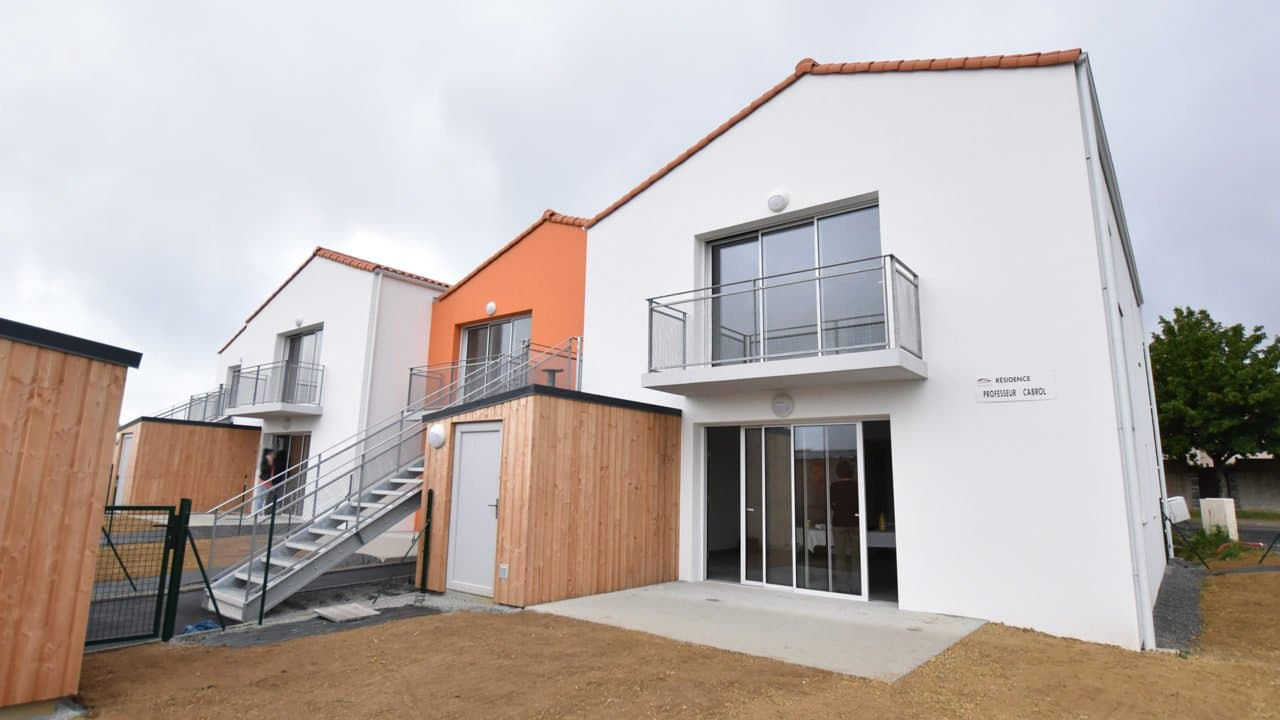 8 logements aux Herbiers Résidence Professeur Cabrol