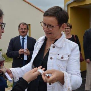 7 nouveaux logements à Challans : la Résidence les Naullières inaugurée